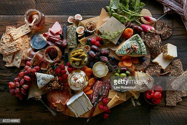 charcuterie - charcuterie board stock pictures, royalty-free photos & images