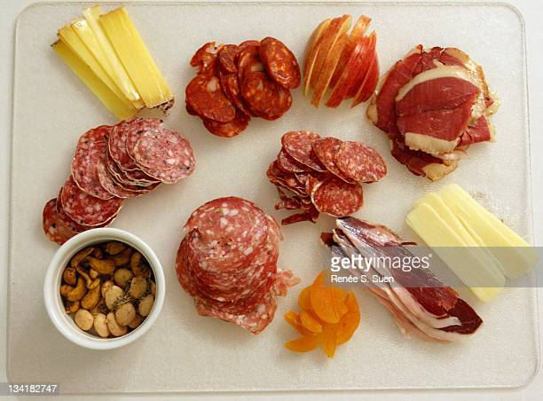Charcuterie Platter with Renee