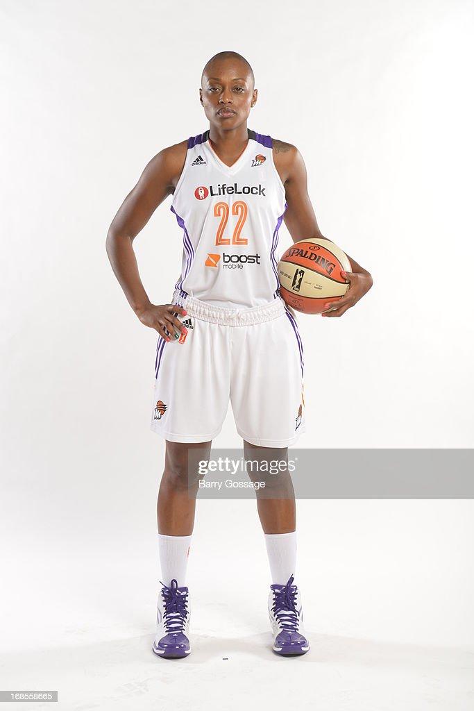 2012-13 WNBA Media Day