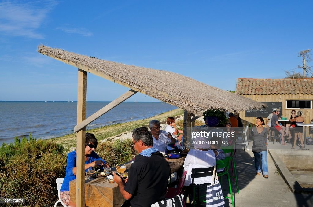 Charente Maritime Ile De Re Saint Martin De Re Restaurant Re