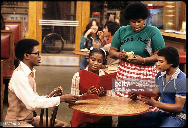 "Charge"" - Airdate: November 23, 1978. L-R: ERNEST THOMAS;DANIELLE SPENCER;SHIRLEY HEMPHILL;HAYWOOD NELSON"