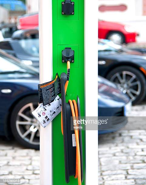 charge my electric car please