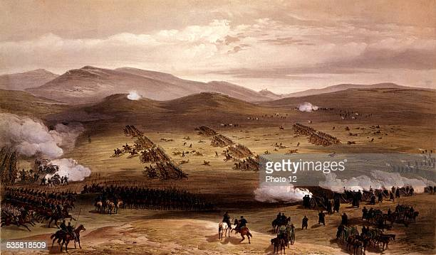 Charge of the Light Brigade, Crimean War,, October 25 , .