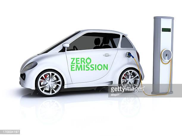 Carga de automóvil compacto