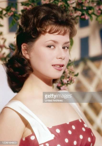 Chariklia Baxevanos Schweizer Bühnen und Filmschauspielerin sowie Synchronsprecherin Deutschland 1959 Swiss theatre movie and dubbing actress...