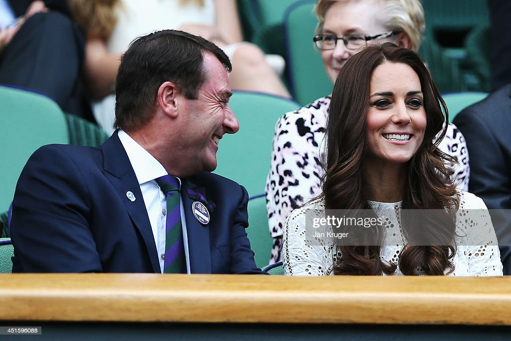 Day Nine: The Championships - Wimbledon 2014 : News Photo