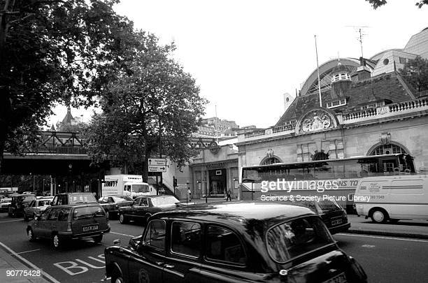 Charing Cross opened in 1864 as a terminus for the South Eastern Railway It was thought that a terminus was needed in the West End of London to serve...