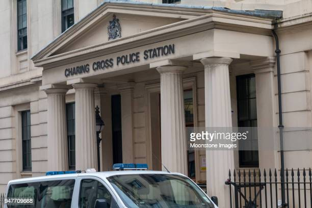 Charing Cross Police Station in City of Westminster, London