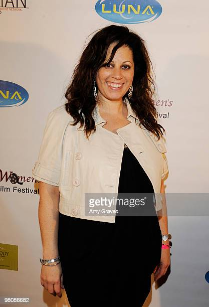 Charise Studesville attends the Los Angeles Women's International Film Festival Opening Night Gala at Libertine on March 26 2010 in Los Angeles...