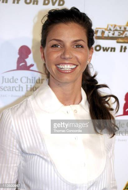 Charisma Carpenter during 3rd Annual Runway For Life Benefiting St Jude Children's Research Hospital Red Carpet at Beverly Hilton in Beverly Hilton...