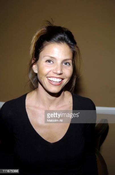 Charisma Carpenter during A Funny Evening to Benefit City of Hope at The Friars Club of Beverly Hills in Beverly Hills California United States