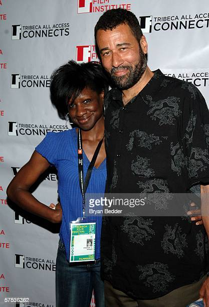 Charisse L. Waugh attends the TAA Closing Night Party during the 5th Annual Tribeca Film Festival May 4, 2006 in New York City.