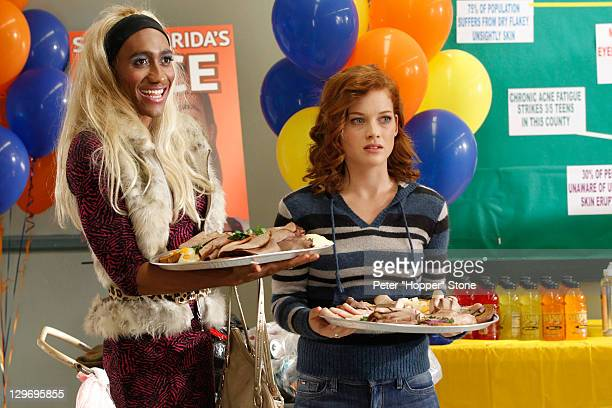 SUBURGATORY 'Charity Case' Irritated by all the cafeteria waste at school Tessa motivates the student body to get involved with giving back...