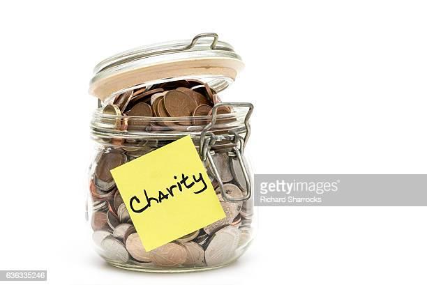 charity jar - モーペス ストックフォトと画像
