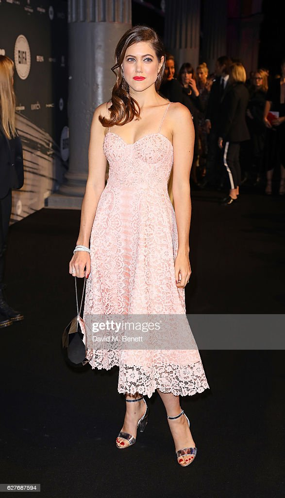 Charity Wakefield attends at The British Independent Film Awards Old Billingsgate Market on December 4, 2016 in London, England.