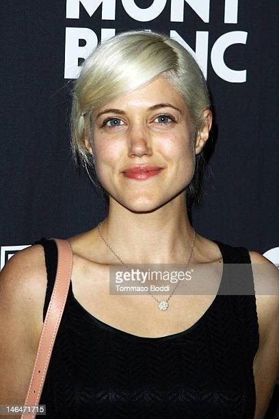 """Charity Wakefield attends the Montblanc presents """"The 24 Hour Plays: Los Angeles"""" a benefit for urban arts partnership held at the Shore Hotel on..."""