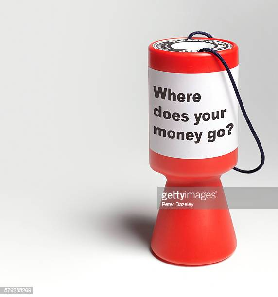 Charity where does your money go