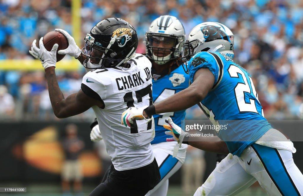 Jacksonville Jaguars vCarolina Panthers : News Photo