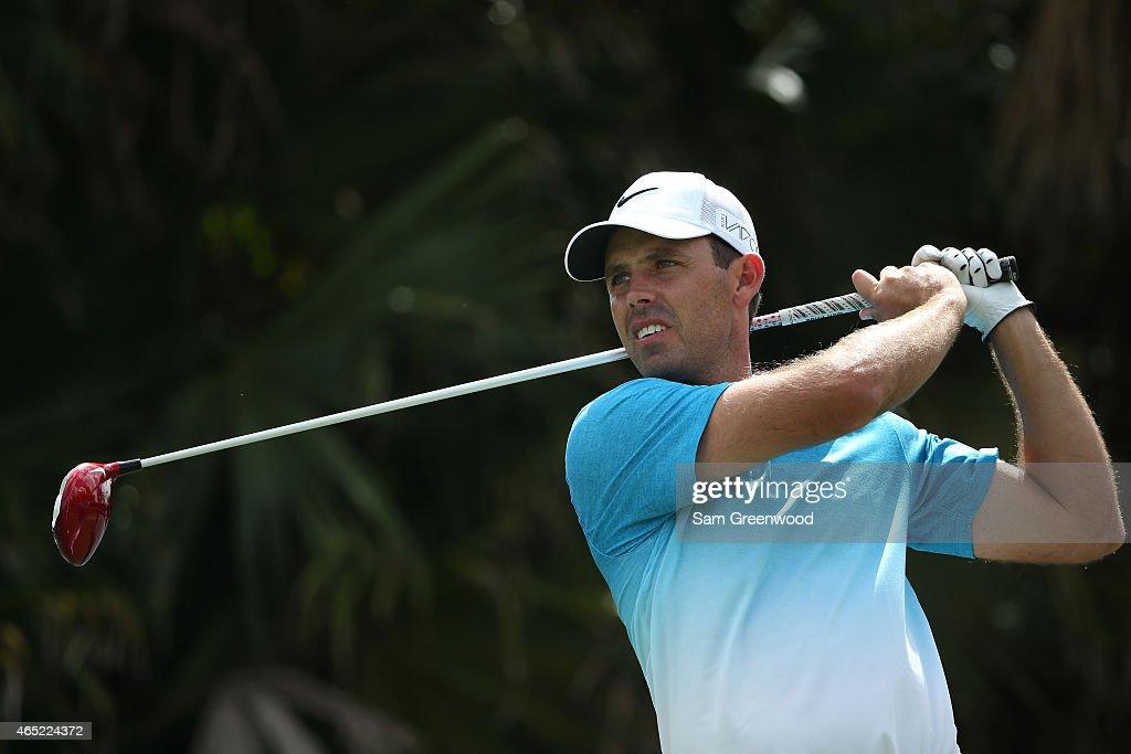 World Golf Championships-Cadillac Championship - Preview Day 3 : Fotografía de noticias