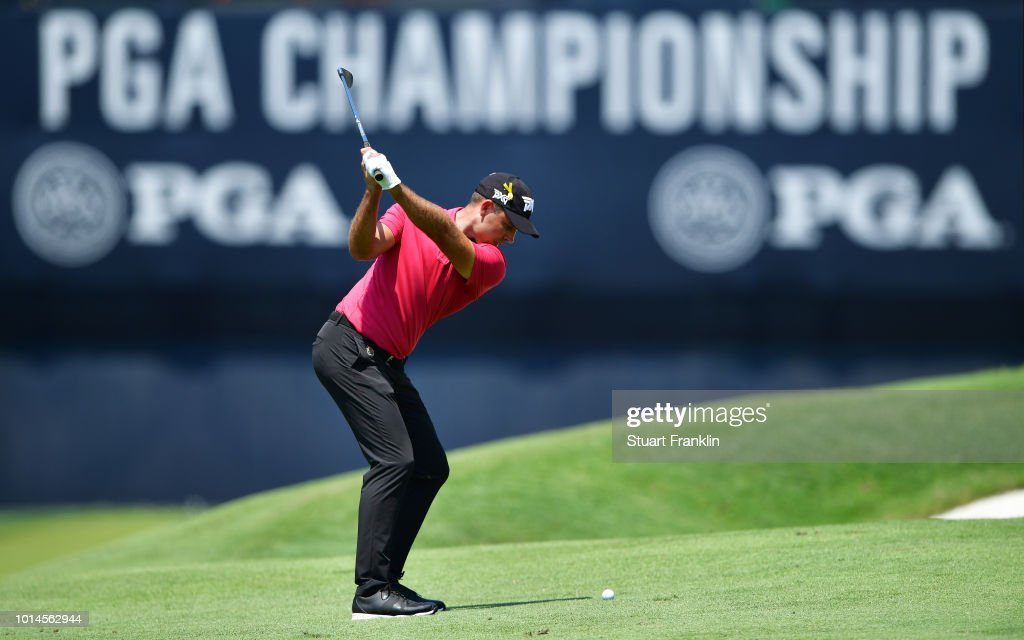 PGA Championship - Round Two : News Photo