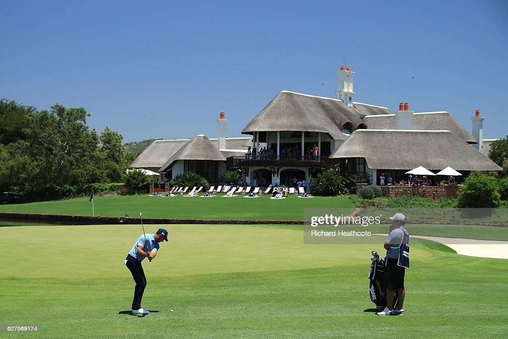 Alfred Dunhill Championship - Day Four