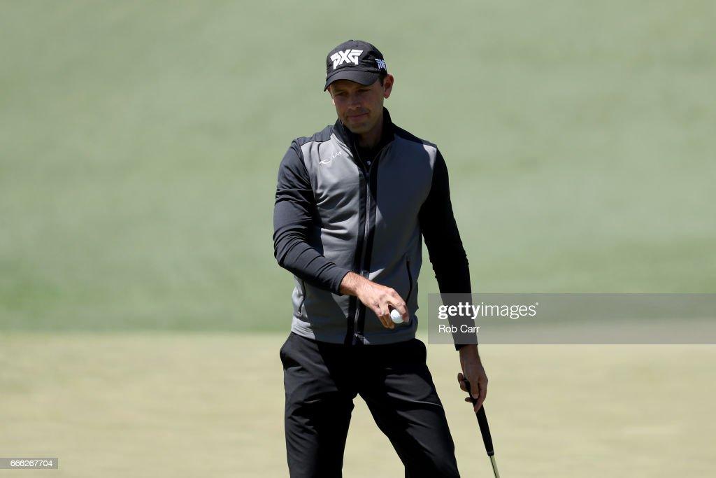 The Masters - Round Three : News Photo