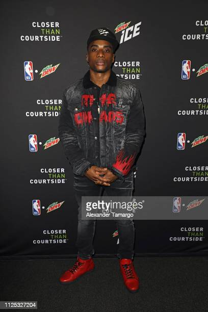 Charlamagne Tha God at MTN DEW ICE Courtside Studios during NBA AllStar 2019 at Epicentre on February 16 2019 in Charlotte North Carolina