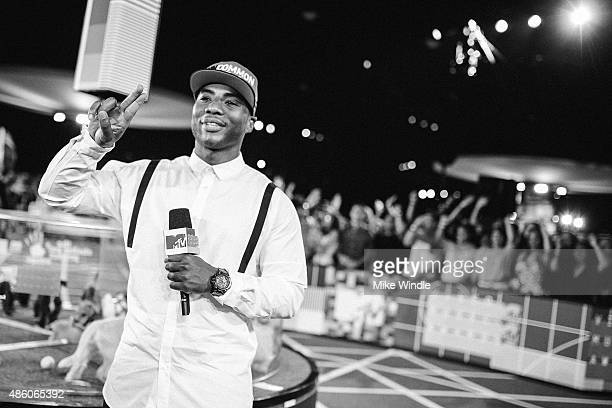 Charlamagne Tha God attends the 2015 MTV Video Music Awards at Microsoft Theater on August 30 2015 in Los Angeles California