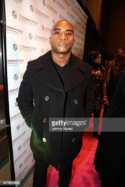 Charlamagne Tha God attends the 2015 WEEN Awards at The Schomburg Center for Research in Black Culture on November 18 in New York City