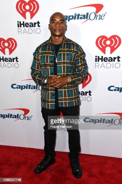 Charlamagne tha God attends the iHeartRadio Podcast Awards Presented By Capital One at iHeartRadio Theater on January 18 2019 in Burbank California
