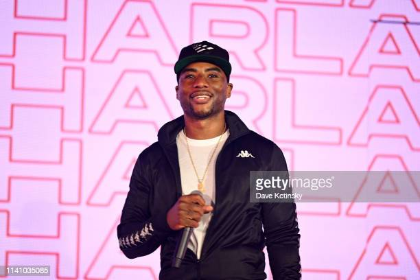 Charlamagne Tha God speaks onstage at Beautycon Festival New York 2019 at Jacob Javits Center on April 07 2019 in New York City