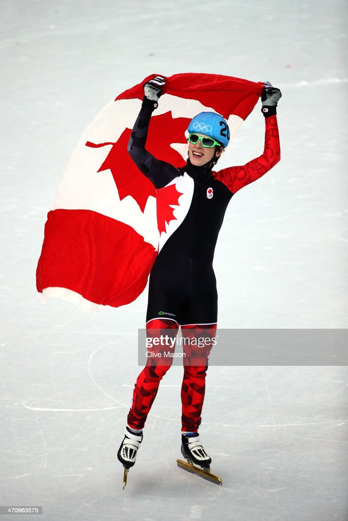 Short Track Speed Skating - Winter Olympics Day 14 : News Photo