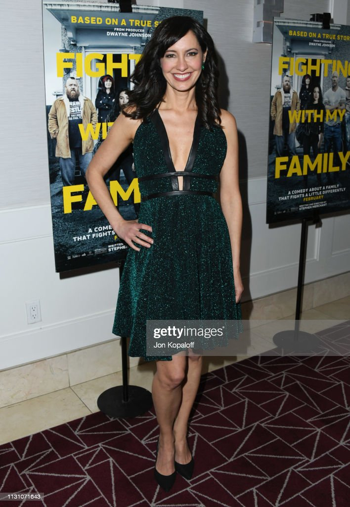 """""""Fighting With My Family"""" Los Angeles Tastemaker Screening : News Photo"""