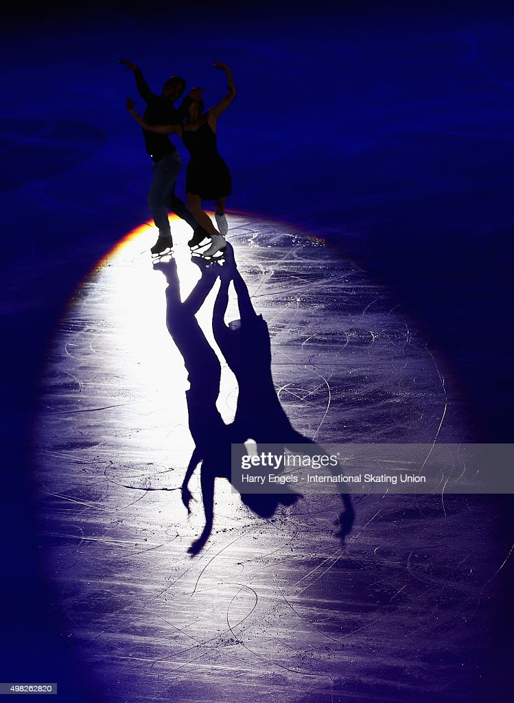 Rostelecom Cup ISU Grand Prix of Figure Skating 2015 - Day Three