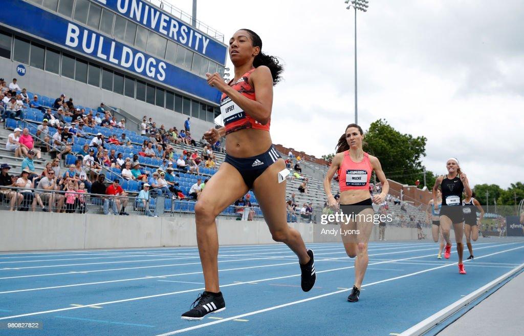 2018 USATF Outdoor Championships : News Photo