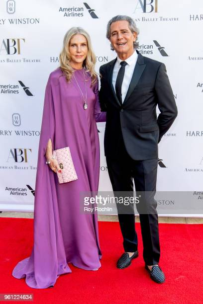 Charlene Shorto and Carlos Souza attend the 2018 American Ballet Theatre Spring Gala at The Metropolitan Opera House on May 21 2018 in New York City