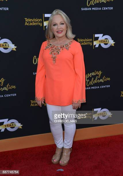Charlene Tilton attends the Television Academy 70th Anniversary Celebration in Los Angeles California on June 2 2016 / AFP / CHRIS DELMAS