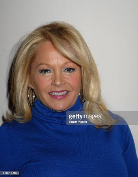 Charlene Tilton during 2006 Big Apple Comic Book Art Toy and Horror Expo Press Reception at Penn Plaza Pavilion in New York City New York United...