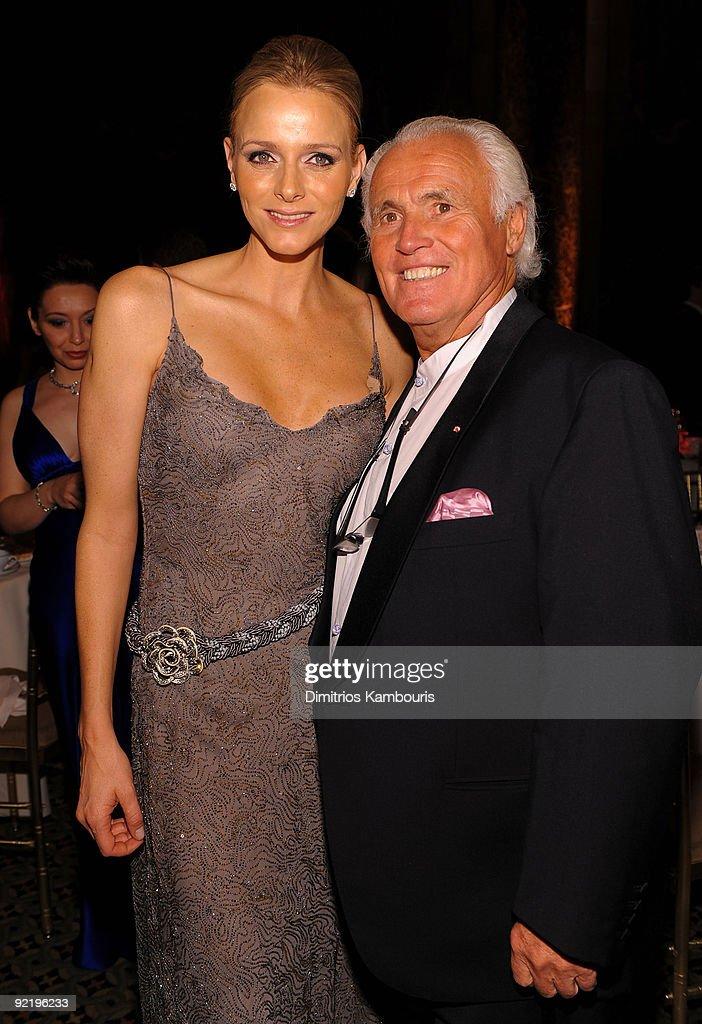 2009 Princess Grace Awards Gala - Inside