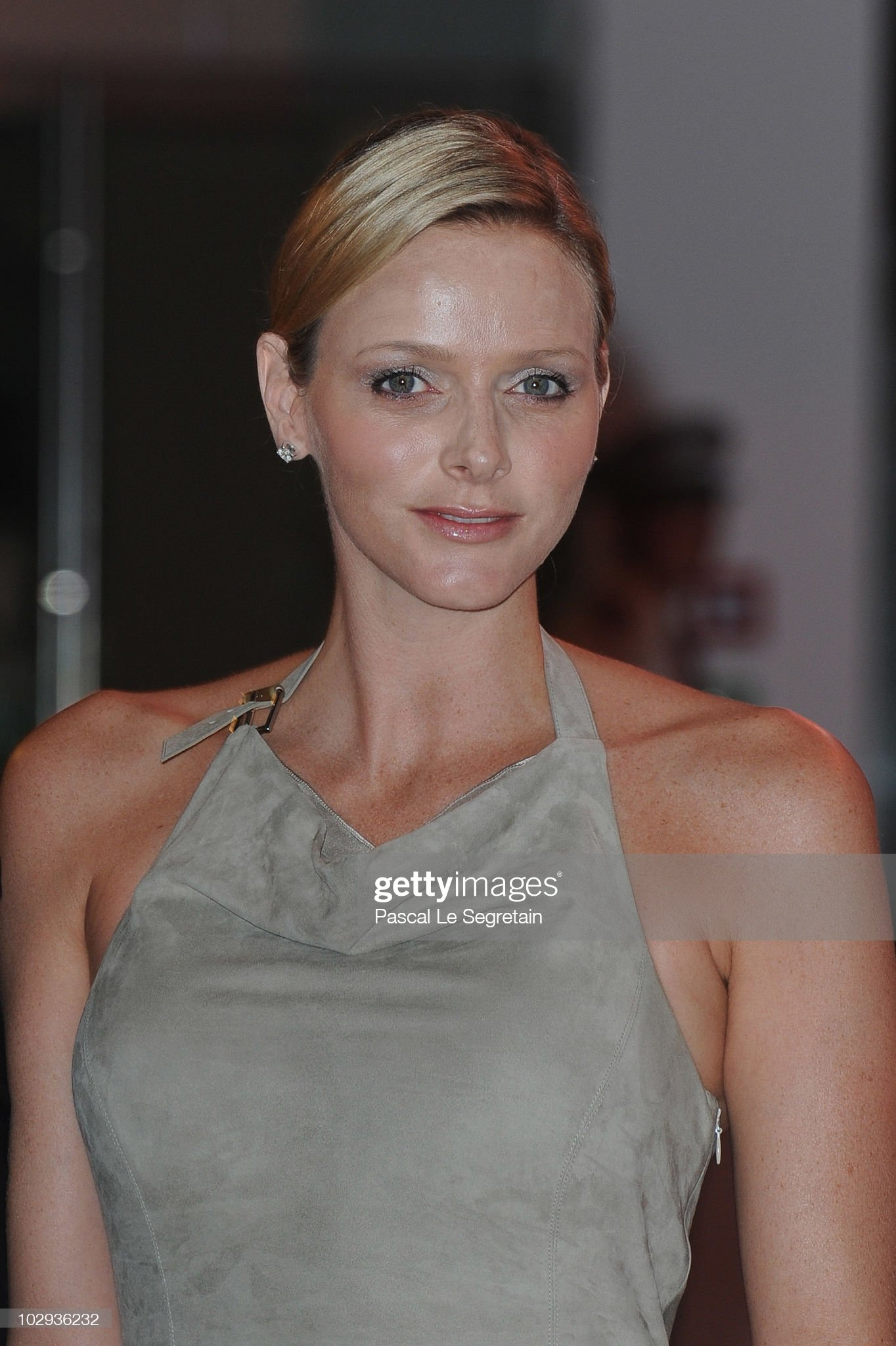 2010 Annual FightAIDS Monaco Gala Press Conference - Dinner : News Photo