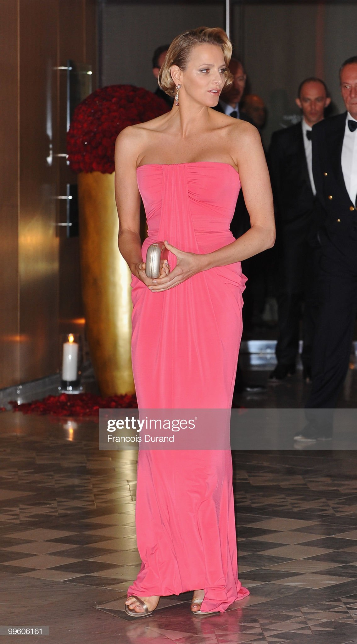 Monaco Grand Prix Gala Dinner - Arrivals : News Photo
