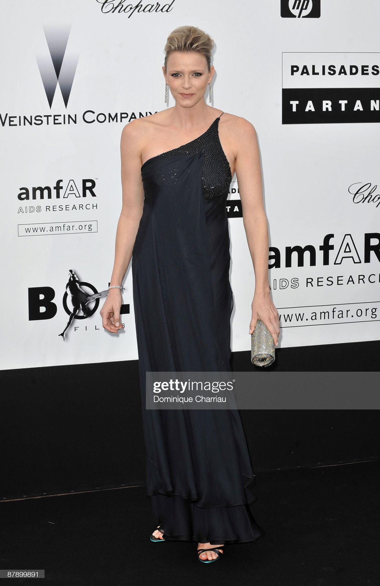 62nd Annual Cannes Film Festival - amfAR Cinema Against AIDS Arrivals : News Photo