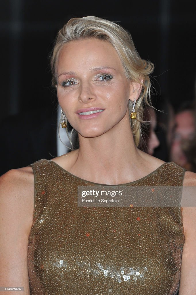 Charlene Wittstock attends the Formula One Gala Dinner at the Monaco Sporting on May 29, 2011 in Monaco, Monaco.