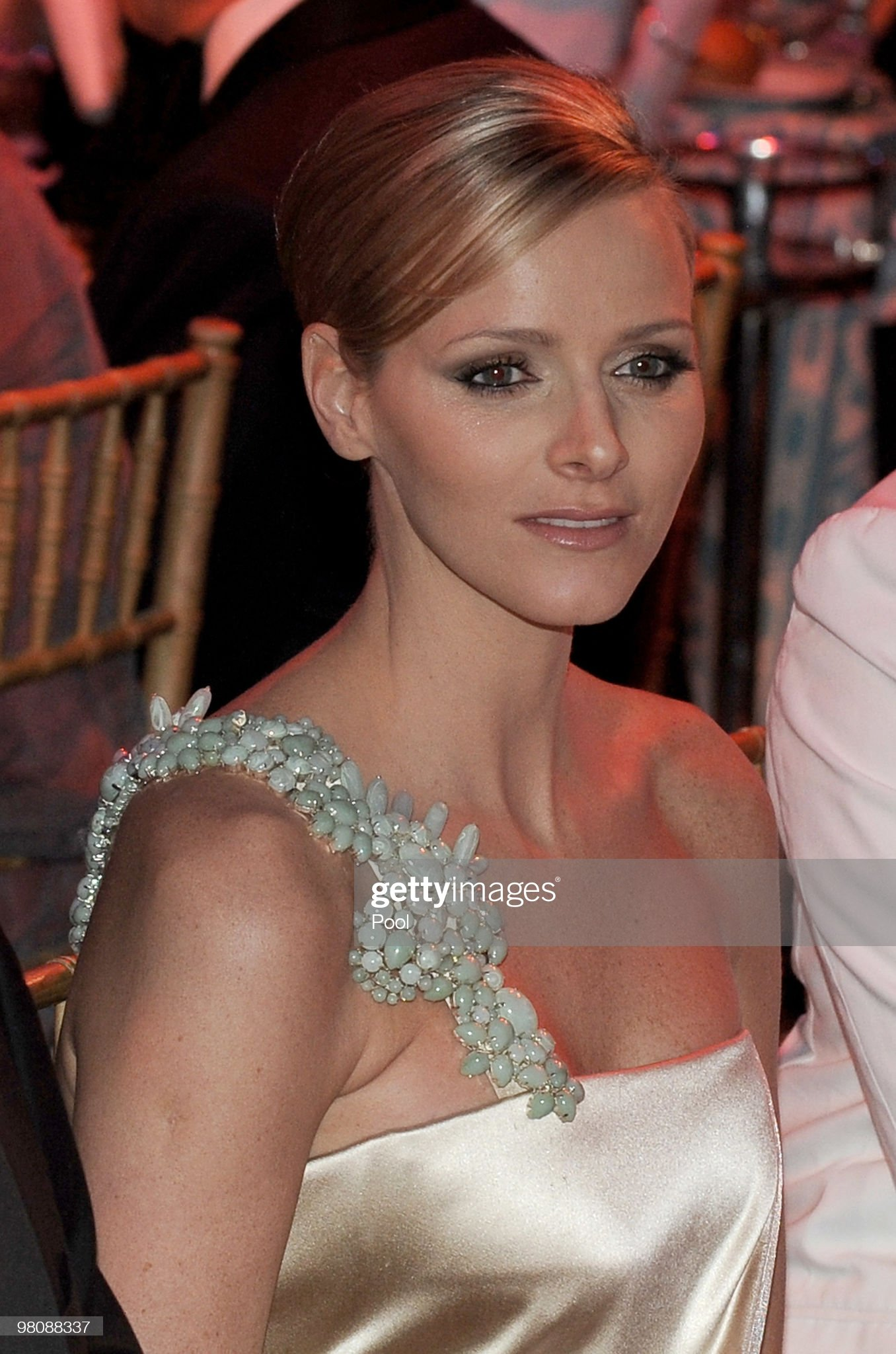2010 Monte Carlo Rose Ball : News Photo