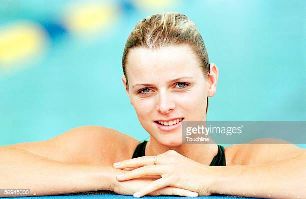 Charlene Wittstock of South Africa during the XV1 Commonwealth Games in Kuala Lumpur Malaysia Photo by Tertius Pickard/Touchline Photo