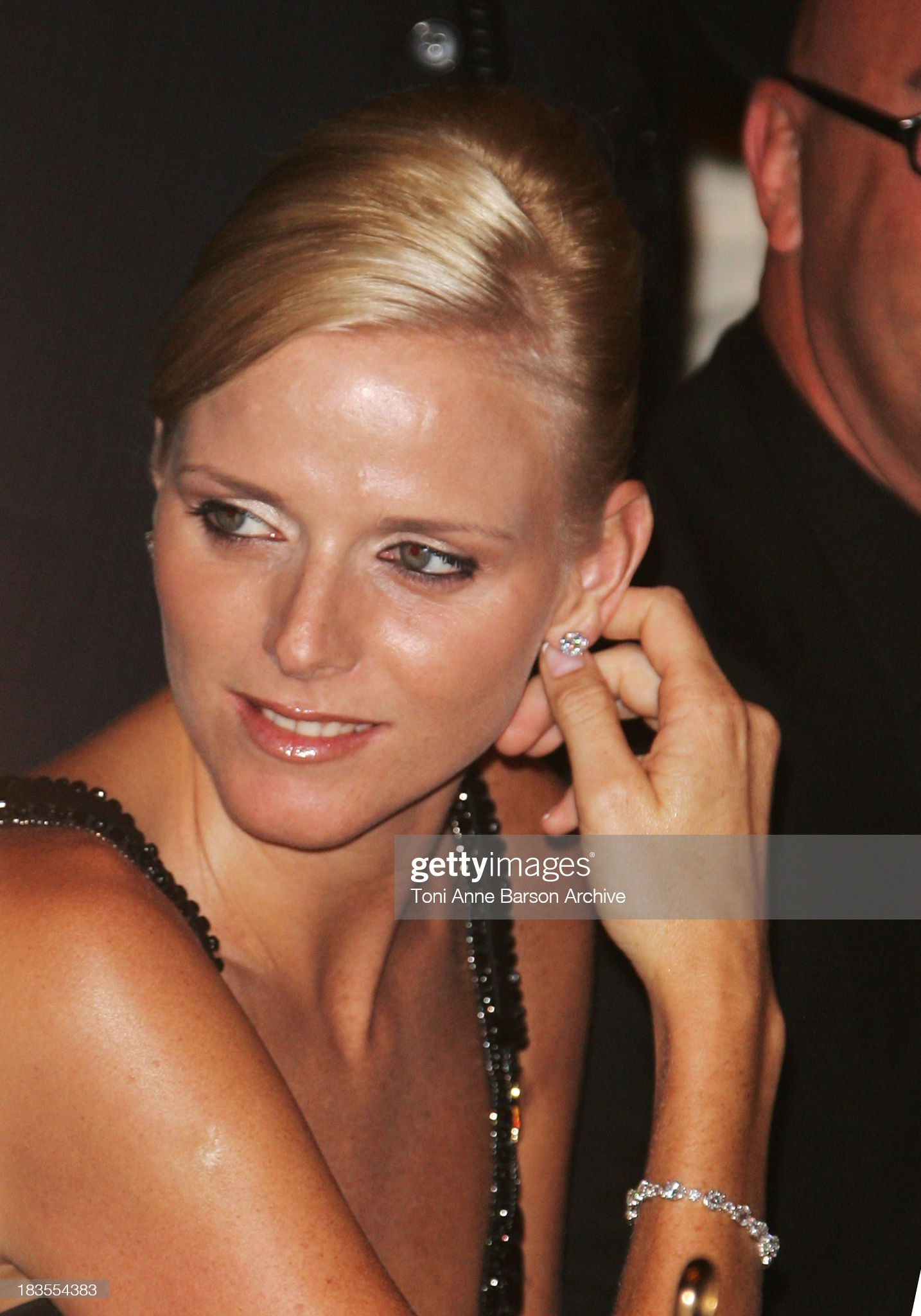2007 Fight Aids Monaco Gala Dinner - Arrivals and Inside : News Photo