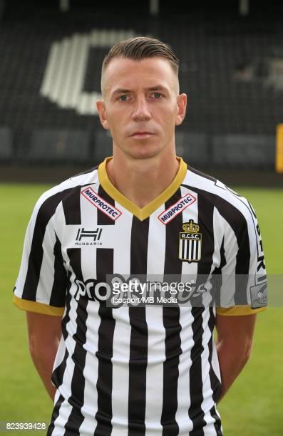 20170715 Charleroi Belgium / Photoshoot Sporting Charleroi 2017 2018 / 'nClement TAINMONT'nPicture Vincent Van Doornick / Isosport
