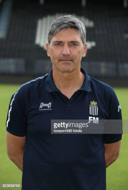 20170715 Charleroi Belgium / Photoshoot Sporting Charleroi 2017 2018 / 'nFelice MAZZU'nPicture Vincent Van Doornick / Isosport