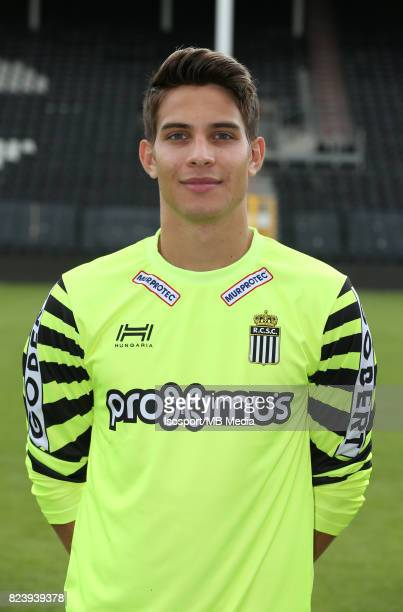 20170715 Charleroi Belgium / Photoshoot Sporting Charleroi 2017 2018 / 'nValentin BAUME'nPicture Vincent Van Doornick / Isosport