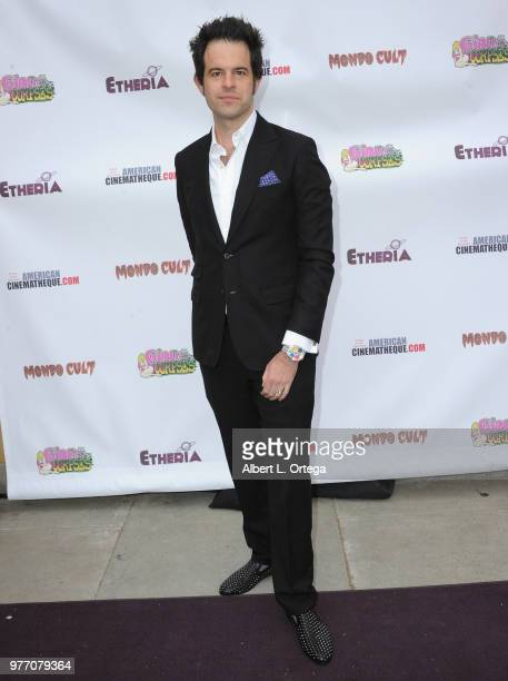 Charles Agron arrives for the 2018 Etheria Film Night held at the Egyptian Theatre on June 16 2018 in Hollywood California